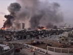 Ammonium nitrate .. What is the Beirut explosion the first incident in the world because of it?