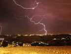 Video | The memory of the night when the lightning dazzled the residents of Jordan