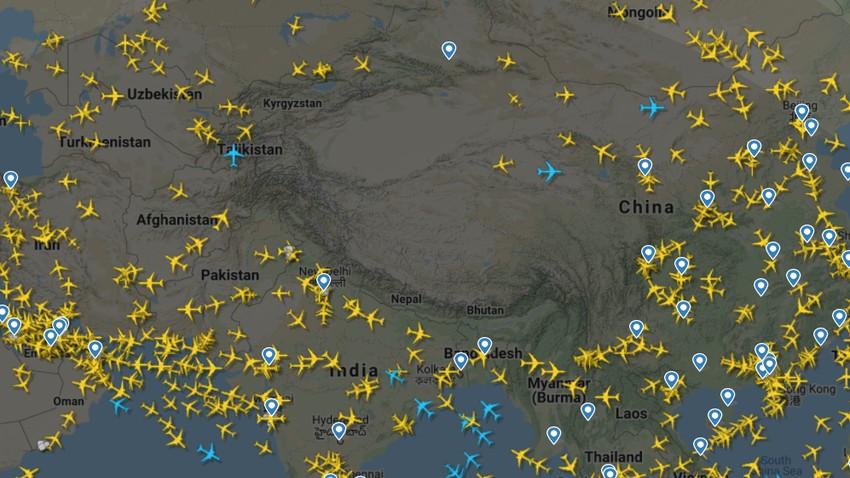 4 أسباب تجعل تحليق الطائرات فوق هذه المنطقة خطر للغاية