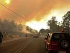 امتداد حرائق تركيا إلى مواقع حيوية وإخلاء محطة طاقة حرارية تهددها النيران المستعرة