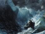 العاصفة قتلت 8000 مواطن خليجي في ساعة واحدة