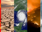 A summary of the most important weather events that the world witnessed during the month of July 2021