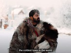 Videos | Watch the Arab traveler from the coldest region in the world and photograph in -71 ° Celsius