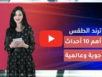 Video Arab Weather Weather trend | February 15-21, 2020