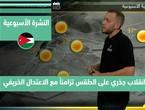 طقس العرب - الأردن | النشرة الجوية الأسبوعية | الأحد 19-9-2021