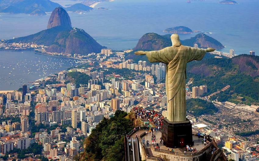 ريو دي جانيرو، سانتا كاترين، ساو بالو، من أشهر المدن السياحية في البرازيل