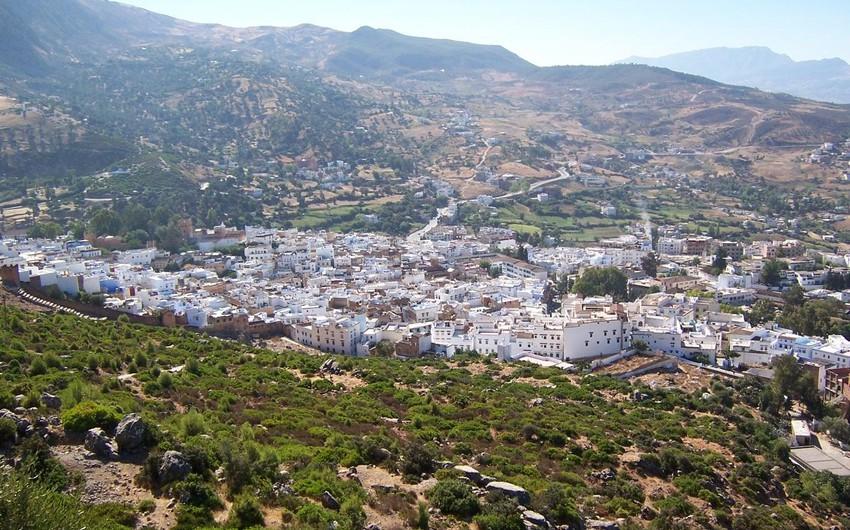 من أشهر مدن المغرب السياحية:فاس والرباط ومراكش ومكناس