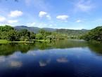 حدائق بحيرة تايبينج في ماليزيا