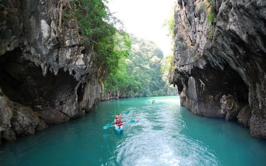 بالصور: من كرابي إلى جزر فاي فاي التايلاندية