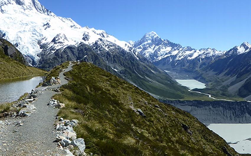 الشتاء في نيوزيلندا