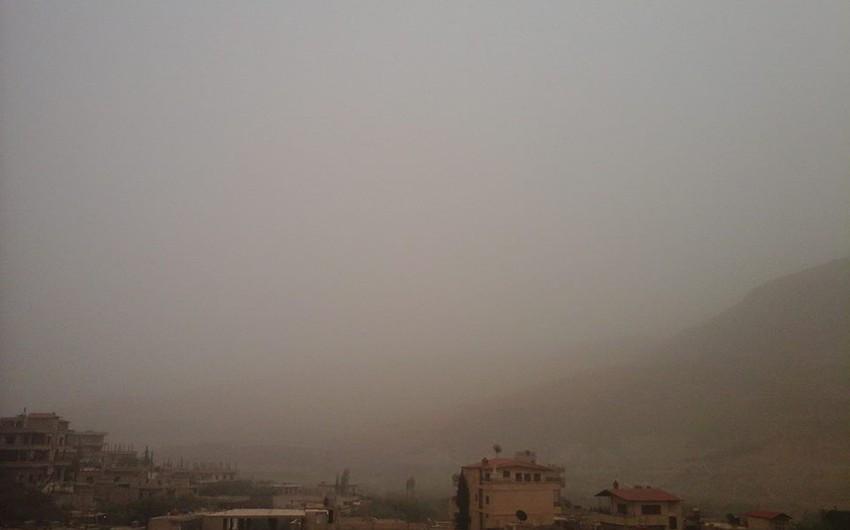 كفر العواميد - ريف دمشق