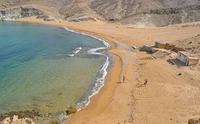 Association of the Moroccan Initiative for Science and Thought: in pictures, the area of Ras Al-Mazrat
