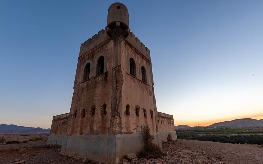 جمعية المبادرة المغربية للعلوم والفكر: بالصور مآثر الناظور حول وادي ملوية
