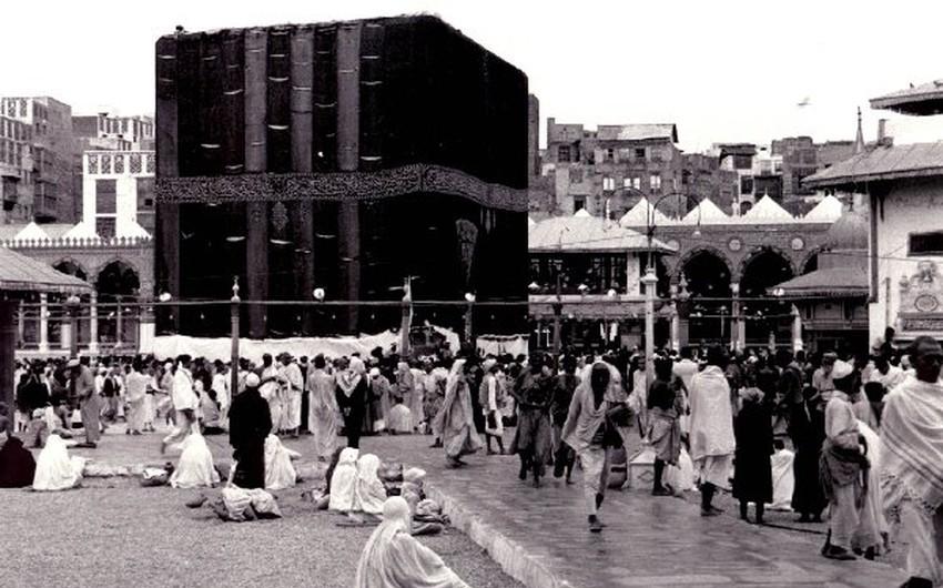 الحرم المكي عام 1937