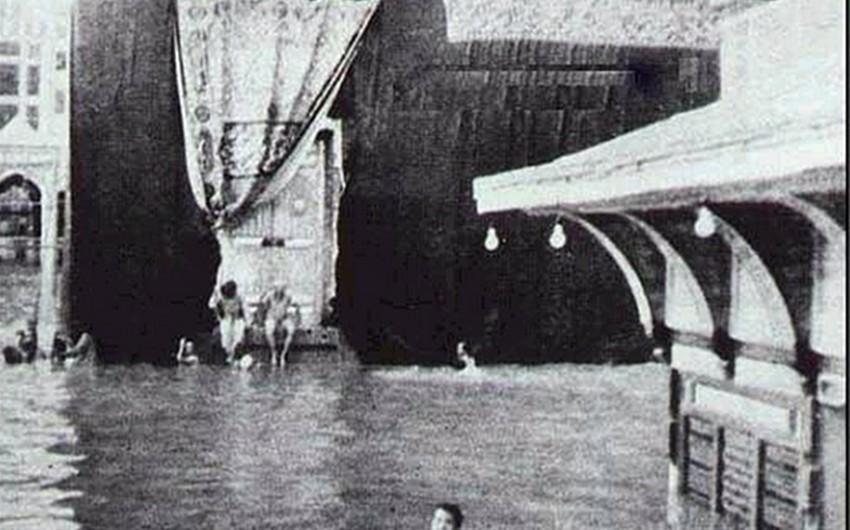 الحرم المكي عام 1941