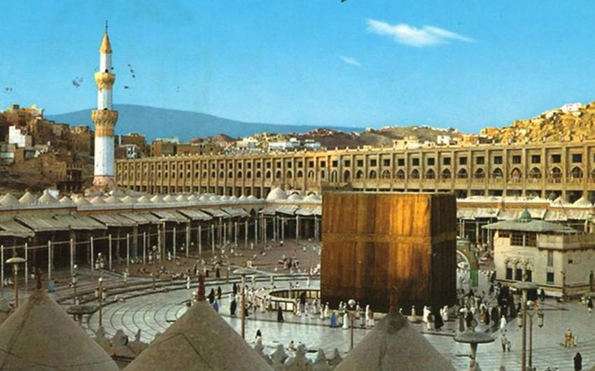 الحرم المكي عام 1970