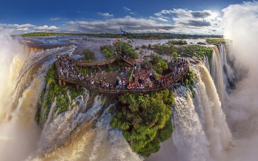 أجمل المعالم السياحية على حدود الدول