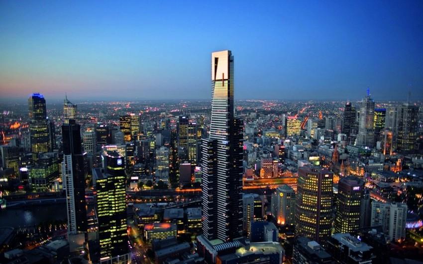 برج يوركا هو اطول مبنى فى ملبورن وواحد من اشهر الاماكن السياحية ومن بصمات سياحة استراليا الهامة