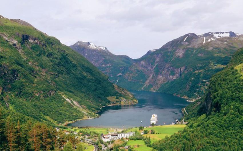 غايرانجر.. أشهر البلدات السياحية في النرويج