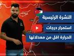 Météo arabe - vidéo des principales prévisions météorologiques - (Jordanie) (jeudi -6-17-2021)