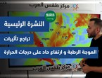 طقس العرب - السعودية | النشرة الجوية الرئيسية | السبت 24-7-2021