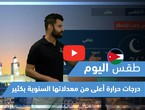 Arab Weather - Today's weather video - (Jordan - Friday 4/16-2021)