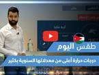 طقس العرب - فيديو طقس اليوم - (الأردن - الإثنين 19-4-2021)