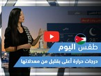 Arab Weather - Today's Weather Video - (Jordan) (Tuesday 5-11-2021)