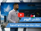 Arab Weather - Today's weather video - (Jordan - Monday 5-17-2021)