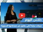 طقس العرب - فيديو طقس اليوم - (الأردن - الثلاثاء 18-5-2021)