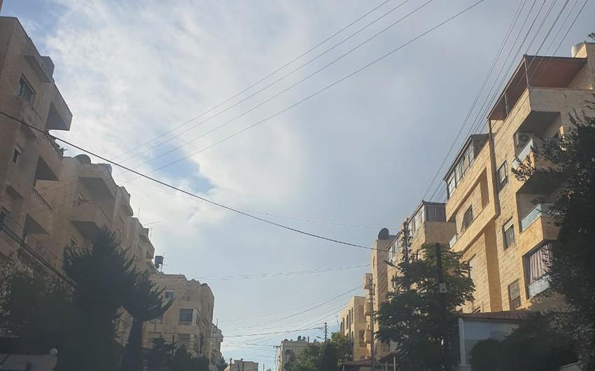 الأردن (تصوير مندوب طقس العرب عامر القحف)