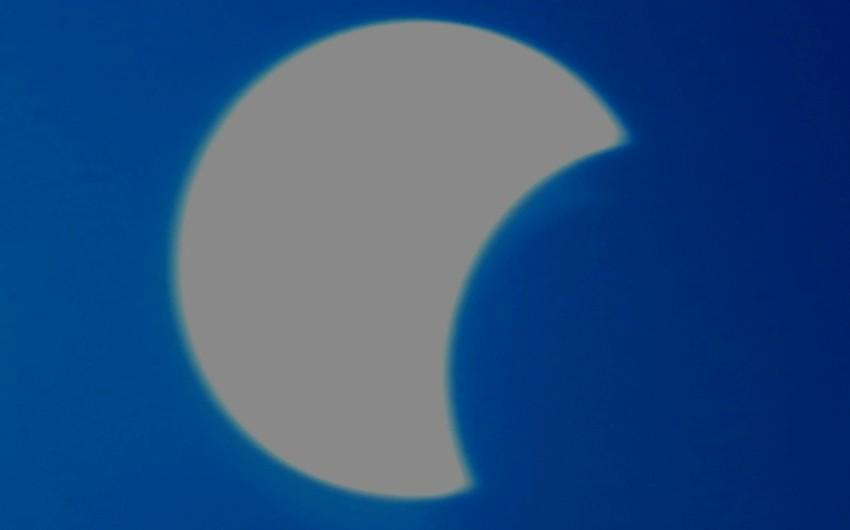 بالصور| مشاهد من كسوف الشمس الجزئي في عدد من مناطق المملكة الأحد 21 حزيران 2020