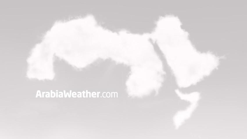سوريا:حريق  هائل يظهر من الأقمار الاصطناعية في غابات كسب شمال غرب البلاد