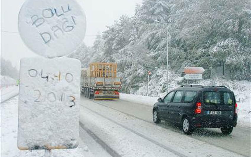 درجات الحرارة انخفضت عن الصفر المئوي في مناطق واسعة من البلاد في حدث يُعتبر مُبكراً للغاية