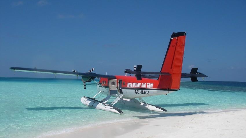 هذه هي طرق التنقل بين جزر المالديف