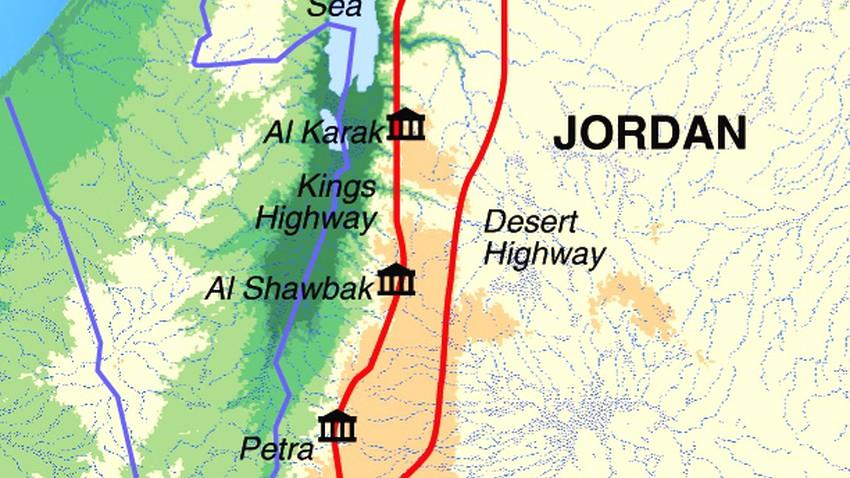 رحلة بين 7 مدن على الطريق الملوكي في الأردن