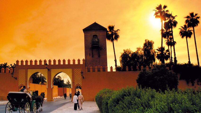 السفر الى المغرب