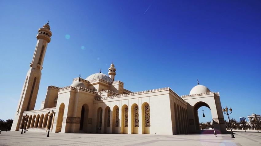 البحرين   استقرار تام على الطقس والحرارة 33 درجة مئوية