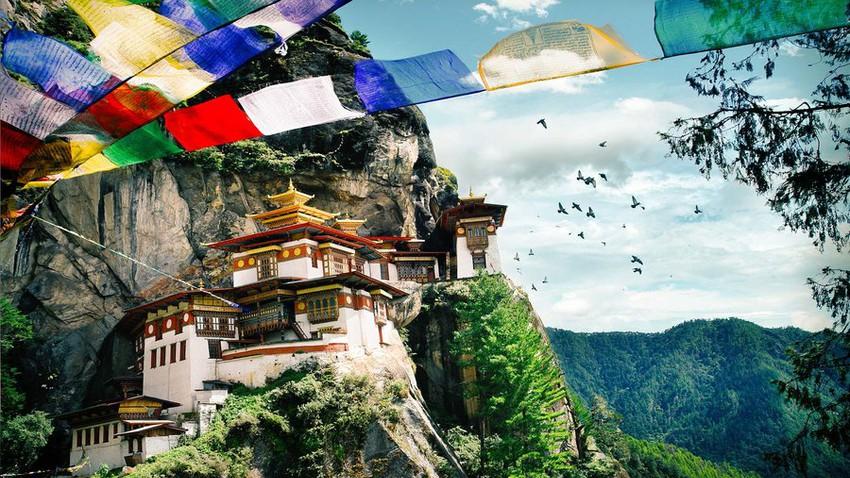 بوتان ... 8 معلومات ونصائح عن مملكة السعادة