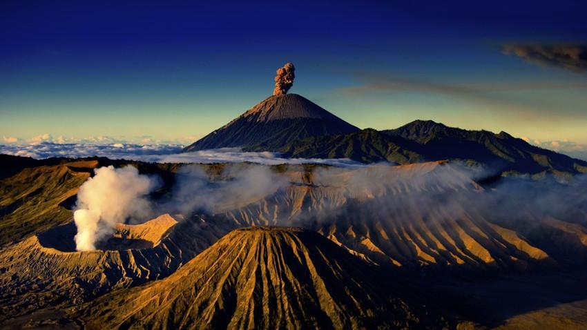 جبل برومو .. الجمال الذي يستحق الزيارة