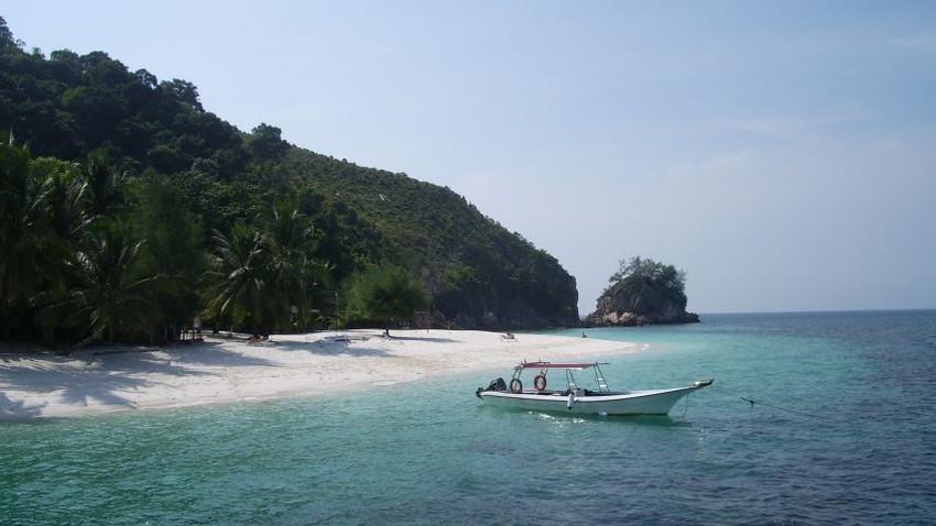 جزيرة راوة .. فرصتك للهرب إلى السكينة في ماليزيا