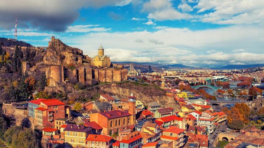 عاصمة جورحيا تبليسي.. وكل ما تريد أن تعرفه عنها