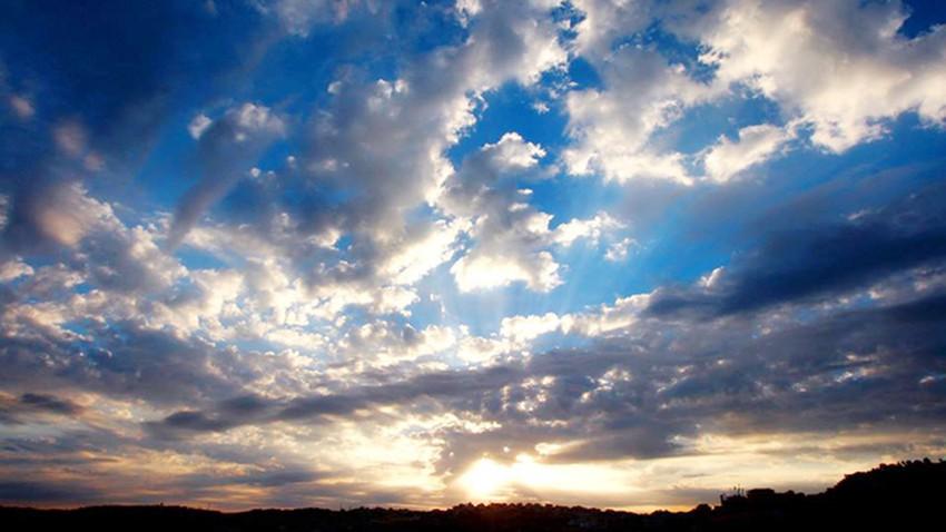 Jordanie | Des températures autour de leur moyenne mercredi, avec la propagation de nuages moyens et bas