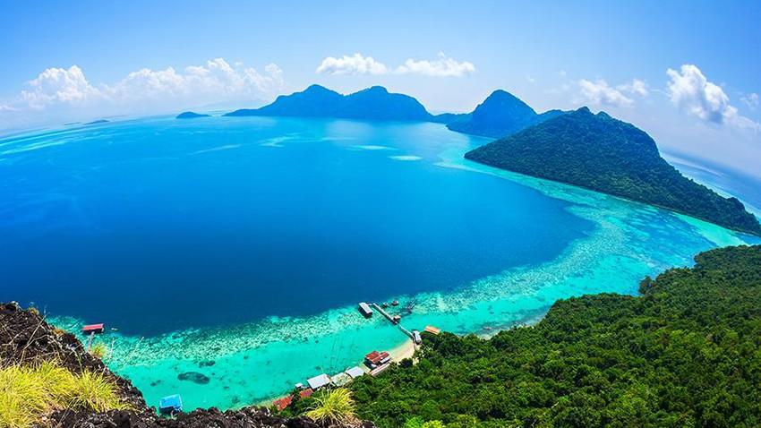 تعرفوا على أجمل وأفضل الجزر في ماليزيا