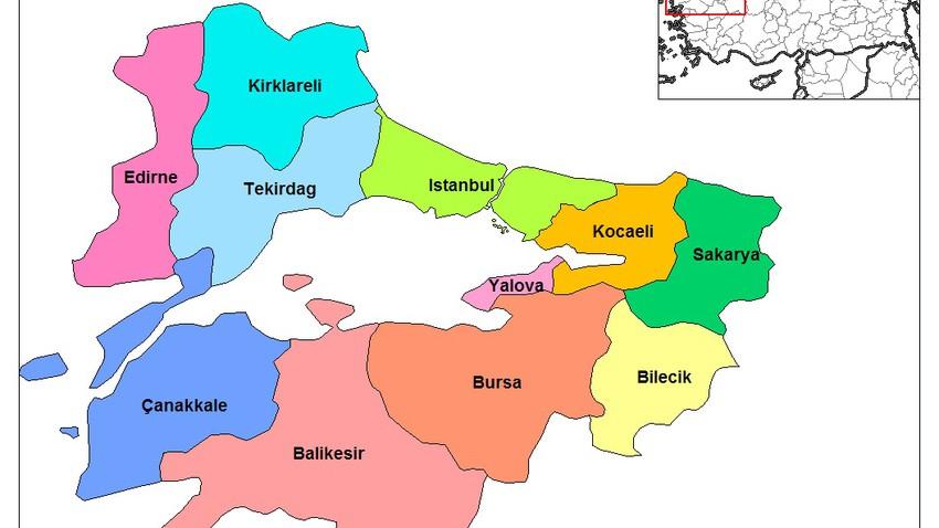 تعرف على السياحة في منطقة مرمرة التركية