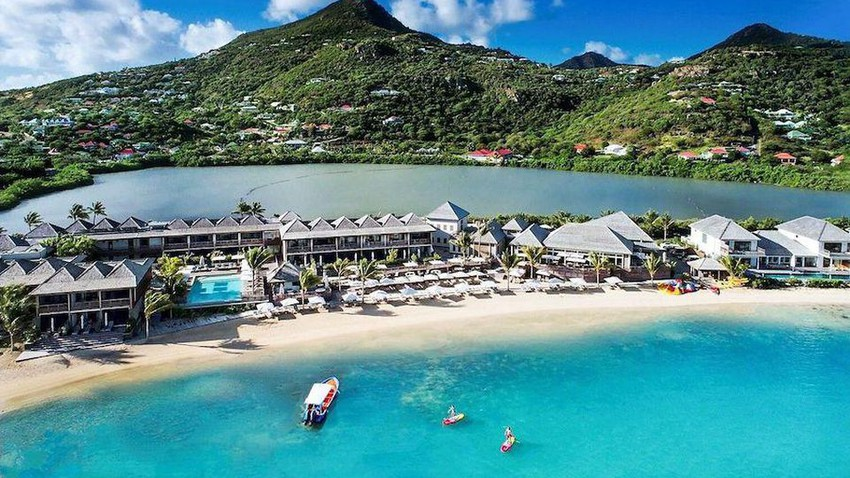 Discover with us .. The best places in Saint Barthelemy