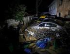 السيول تتسبب بوفاة 3 أشخاص في بورصة شمال غرب تركيا