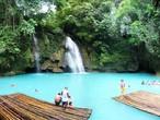 استمتع بروعة شلالات كاواسان في الفلبين
