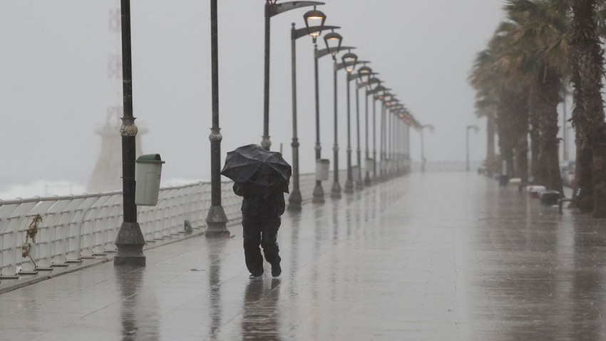 Lebanon | Weather depression on Wednesday evening and Thursday brings torrential rain and snow to the mountain heights