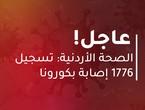 Jordan: 1776 new cases of Corona virus!